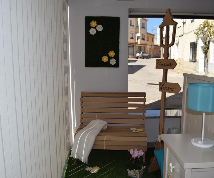 La primavera se ha instalado en Muebles Marino