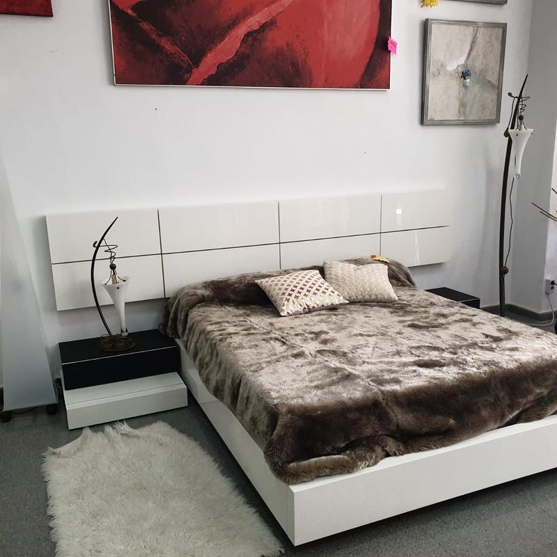 Dormitorios: Nuestros muebles de Muebles Aquilino