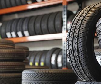 Revisiones ITV: Servicios de Neumáticos Pérez