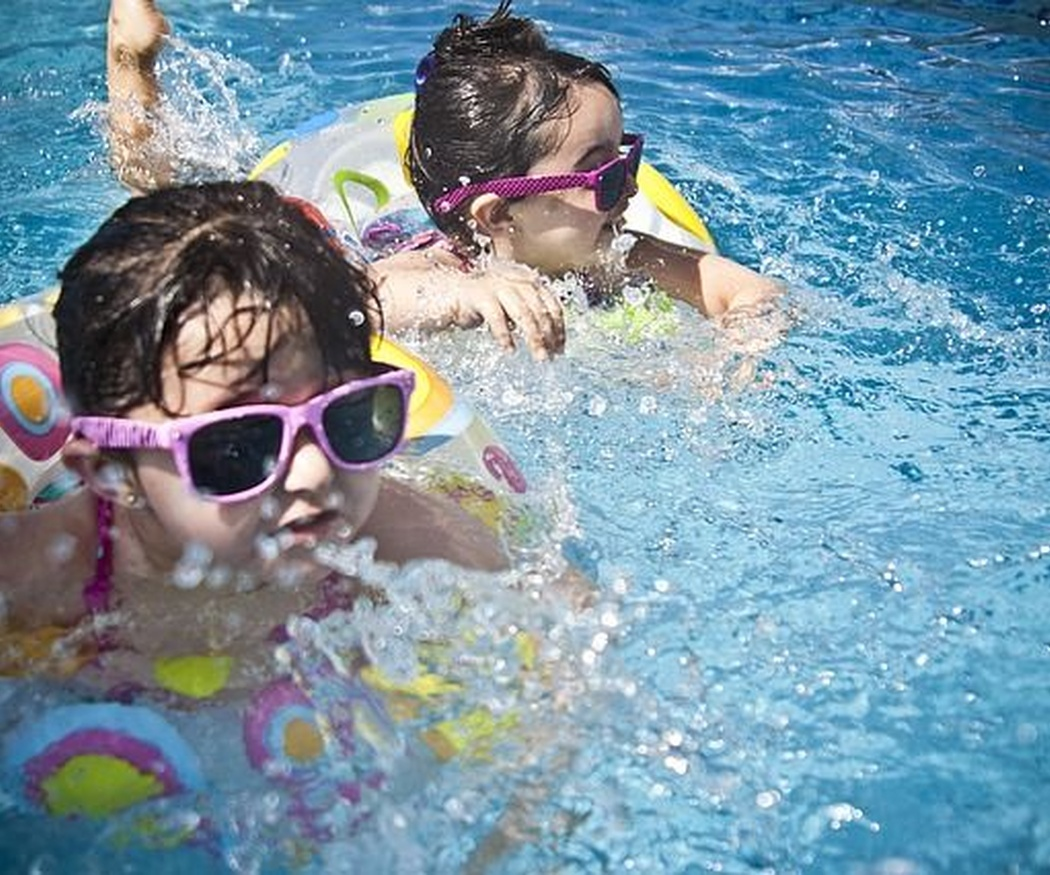 Traumatismos dentales en piscinas y en niños