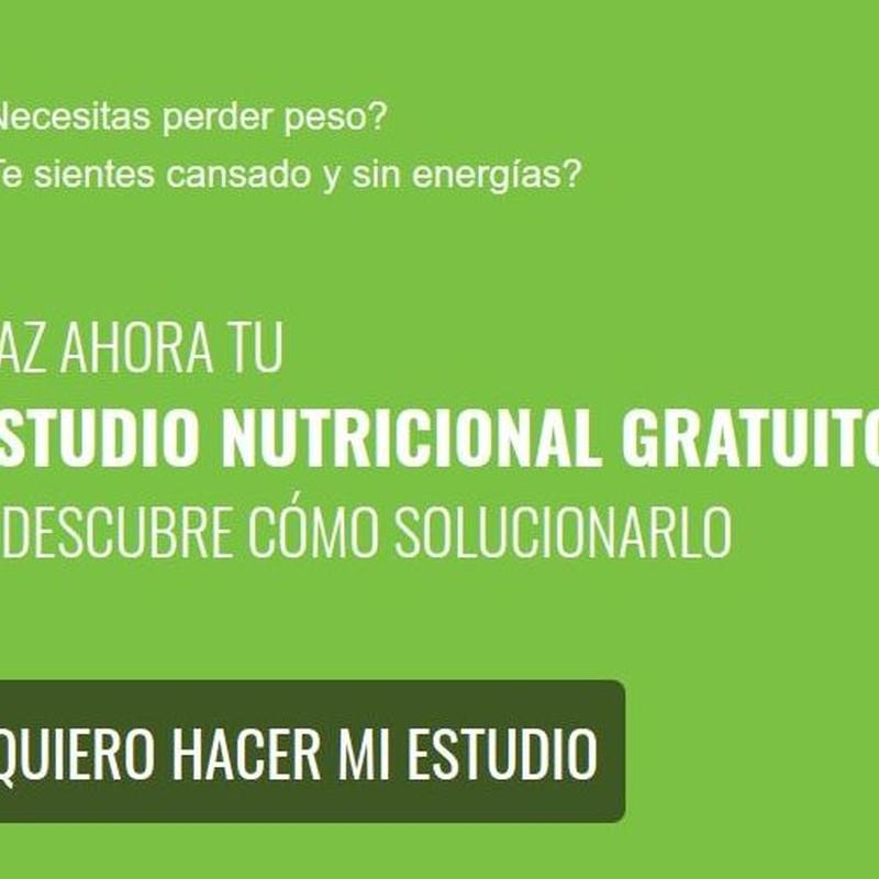 Estudio de bienestar : Productos de Centro de Bienestar y Nutrición