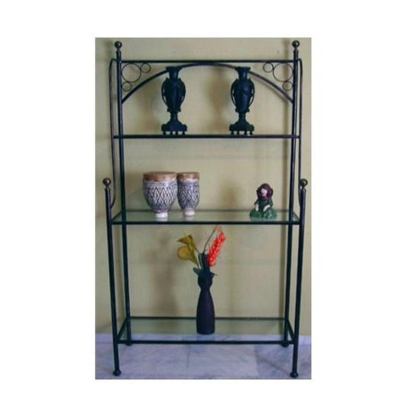 Estantería Baleares: Catálogo de muebles de forja de Forja Manuel Jiménez