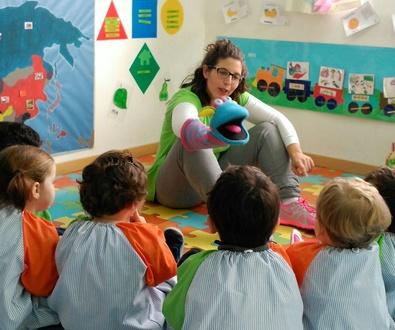 Inglés en la primera infancia