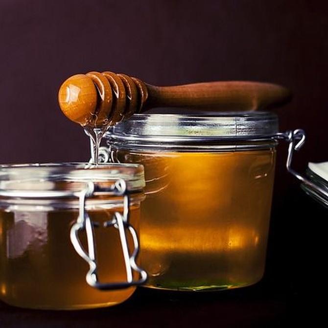 Aplicaciones de la miel en cosmética