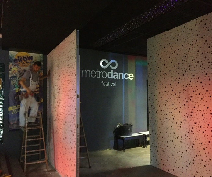 Discoteca Metro Dance Club, Bigastro Alicante
