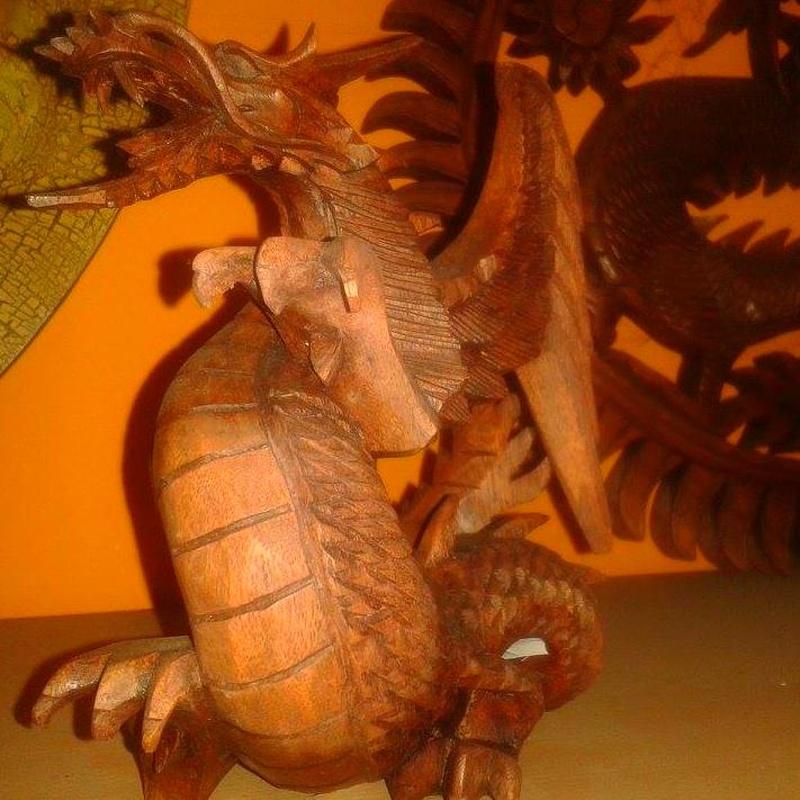 Dragón: Cursos y productos de Racó Esoteric Font de mi Salut
