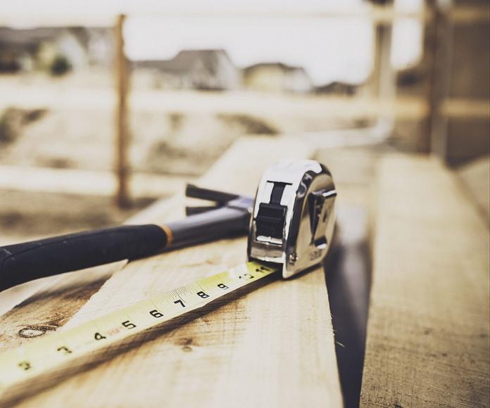 Carpintería de madera: Servicios de Construcciones y Reformas Anco