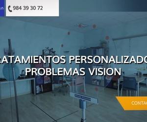 Terapia visual en Asturias | Visualia