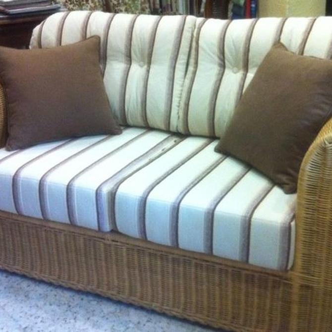 Consejos previos al tapizado de sofás y sillones