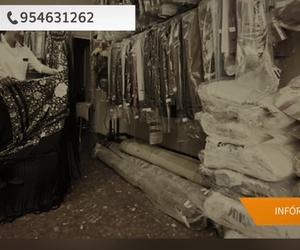 Tintorería a domicilio en Sevilla | Tintorería Urquiza