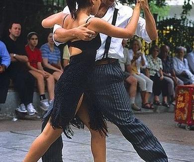 Clases de tango looks