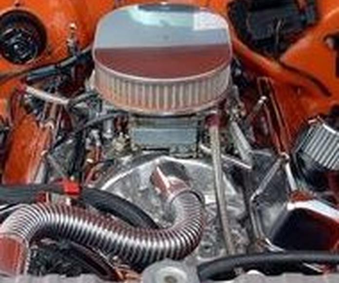 Mantenimiento integral: Servicios de Tallers Turbo 2