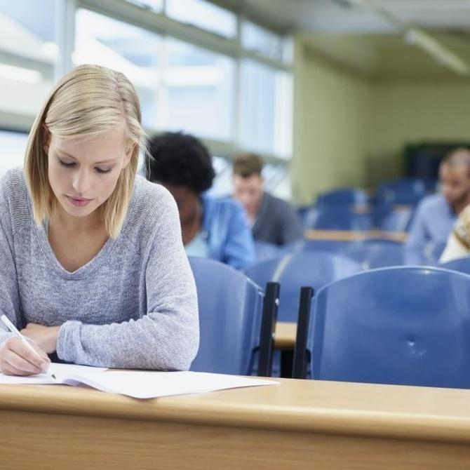 El examen para obtener el título de traductor jurado