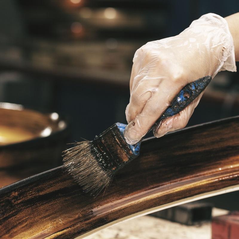 Lacado de muebles: Servicios de Pinturas De La Rosa