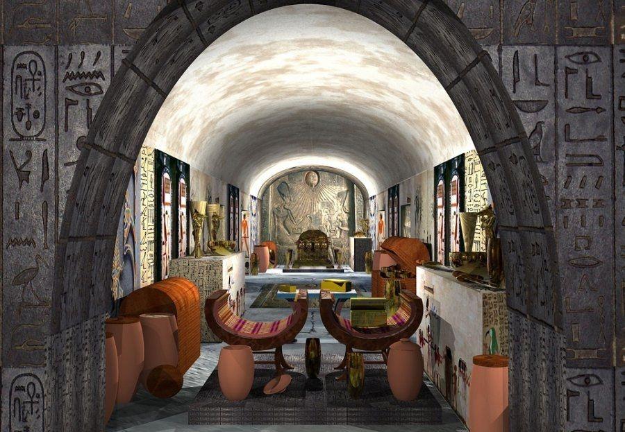 Así surgió la decoración de espacios interiores