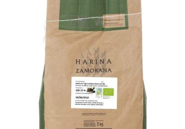 Harina de trigo duro ecológico 5 kg