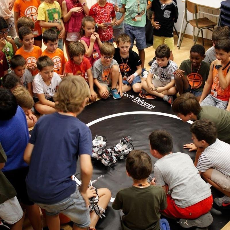Campamentos de verano : Sobre nosotros de International College Spain