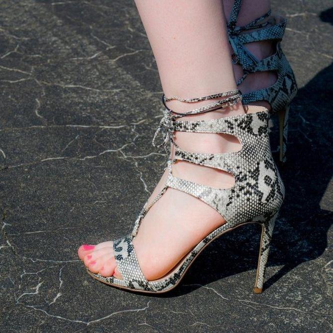 Problemas que causan los zapatos con tacón demasiado alto