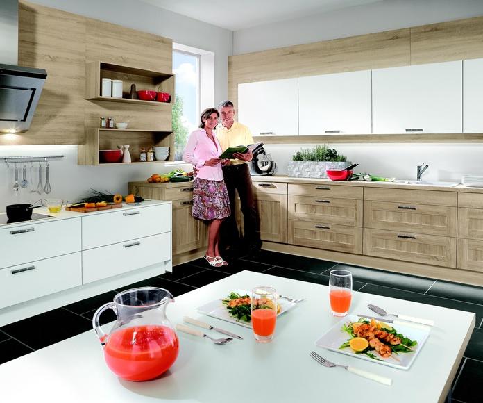 6. El Estilo Clásico Moderno: Catálogo de Diseño Cocinas MC