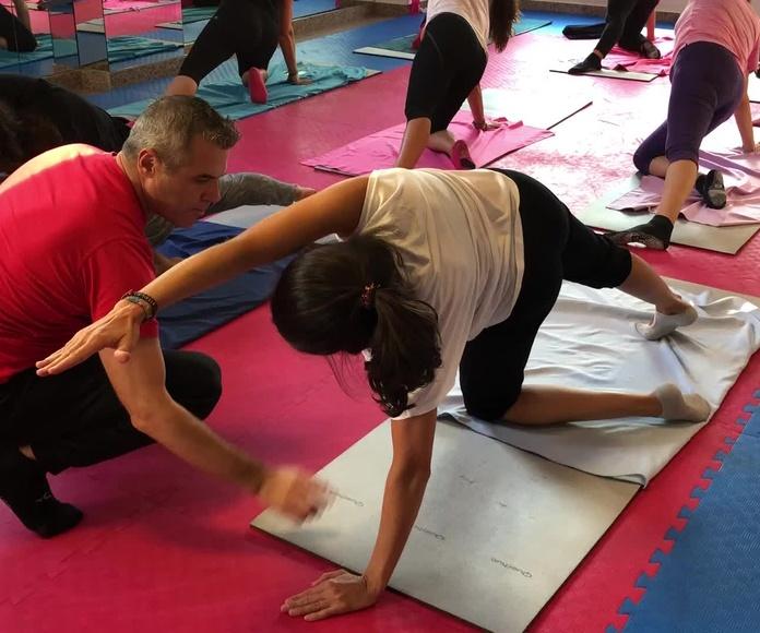 PILATES: Nuestras actividades de Salud y Deporte en el Patio de tu Casa