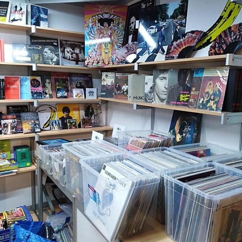 Comprar disco de vinilo Murcia