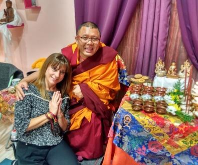 Lama Ahbay Tulku Rinpoche