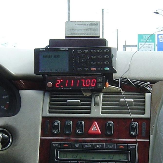 Las tarifas del taxi en Madrid (I)