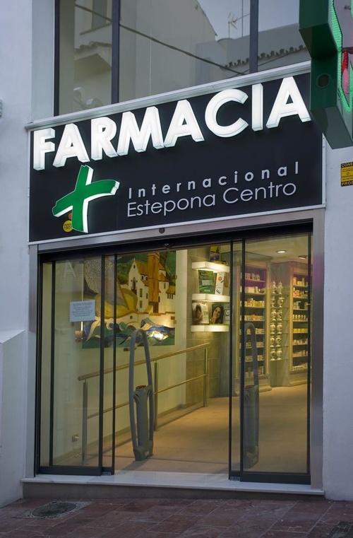 Fotos de Farmacias en Estepona   Farmacia Internacional Estepona Centro