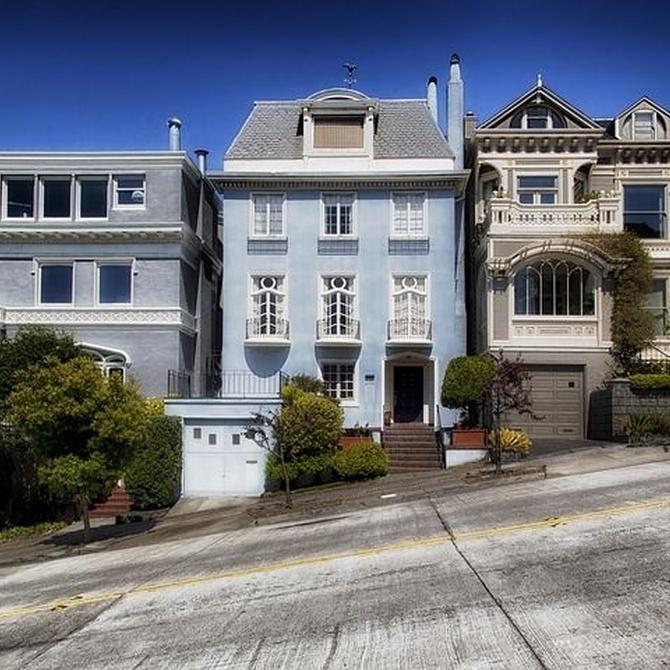 ¿De qué color debería pintar mi fachada?