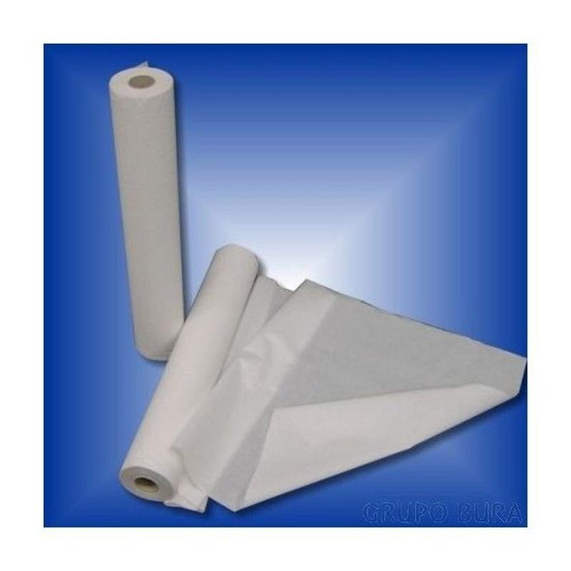Rollo de camilla 1capa rizado 80m: Productos de PLUS CLINIC