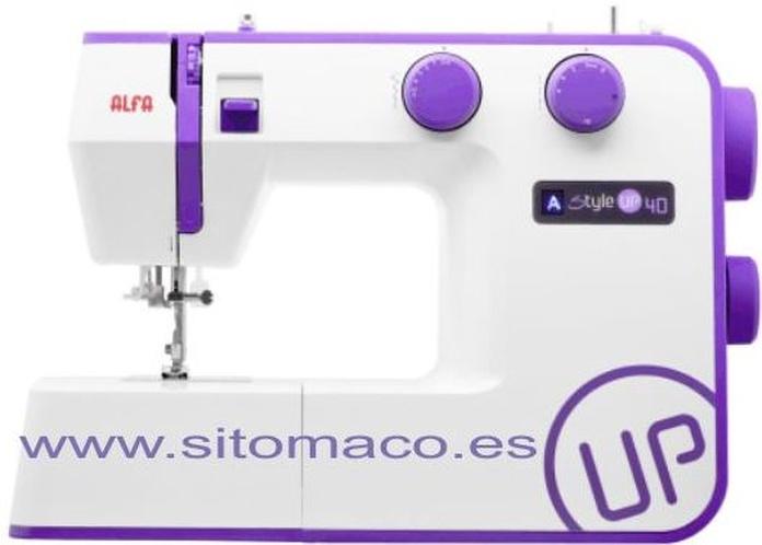 ALFA style 40 up: Catálogo de Sitomaco