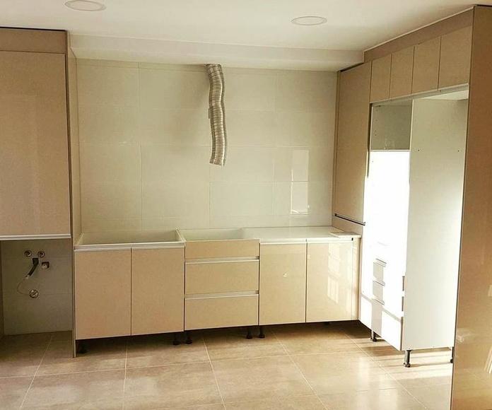 Instalación cocina en Santa Pola
