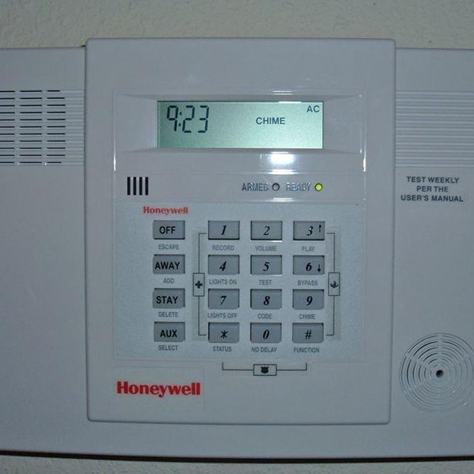 Elegir alarmas para casa (I)