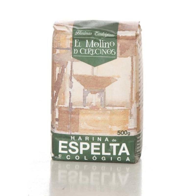 Harina de espelta ecológica blanca 500 gr: Productos de Coperblanc Zamorana