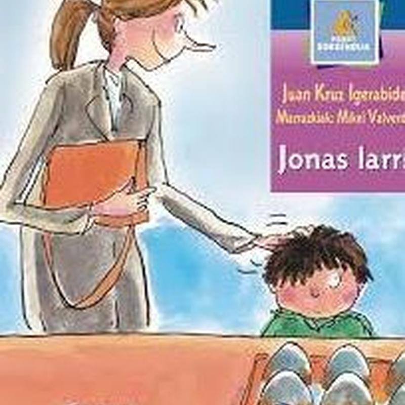 JONAS LARRI