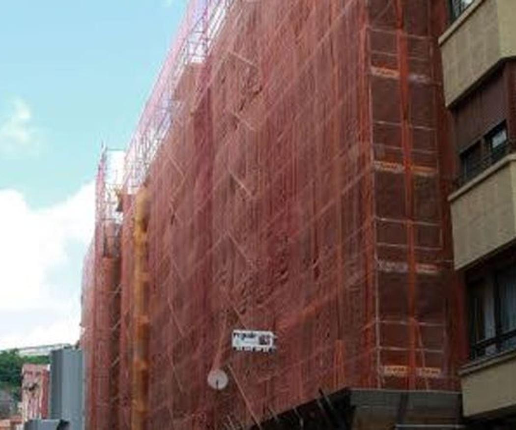 La rehabilitación de las fachadas