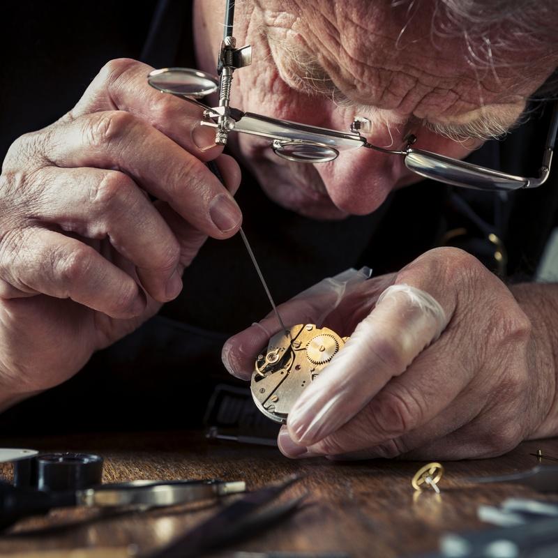 Reparación de Relojes: Relojería de Relojería Zafiros