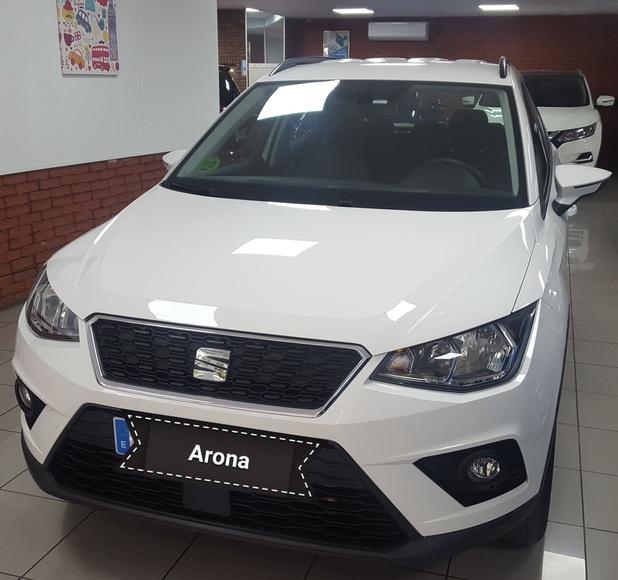 Seat Arona 1.0 tsi 115cv Style: Catálogo de Automòbils Rambla