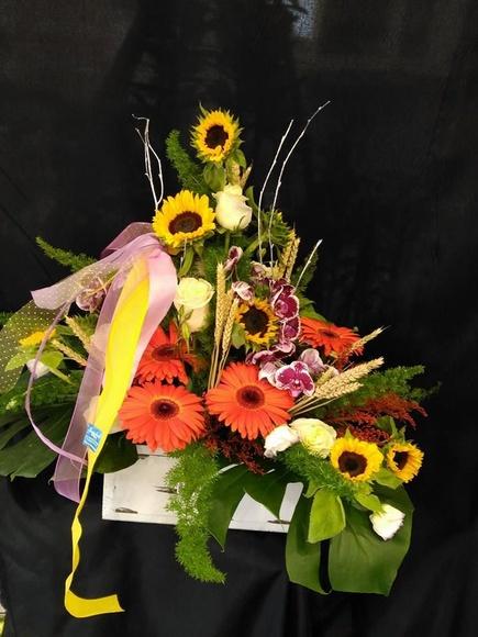 Centros de flores: Floristería de Floristería Imabel