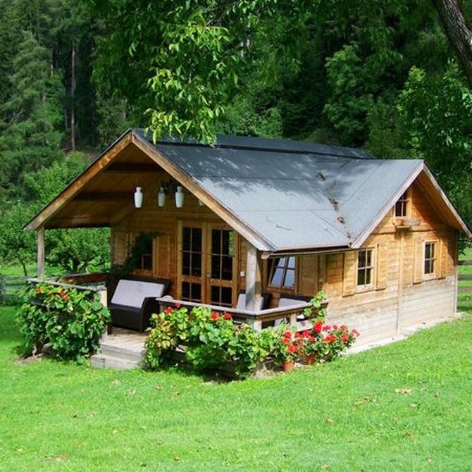Las ventajas de las casas de madera