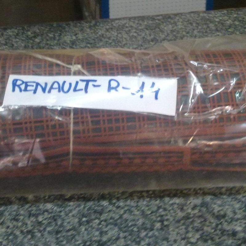 Alfombras Originales Renault 14