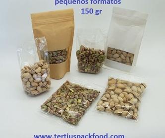 Envases textiles con o sin ventana: NUESTROS  ENVASADOS de Envasados de Alimentos Bio y Gourmet, S.L