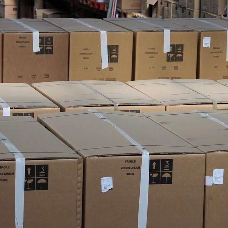 Almacenaje de mercancías: Catálogo de Discotrans