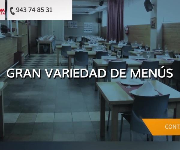 Donde comer en Elgoibar | Sigma Jatetxea