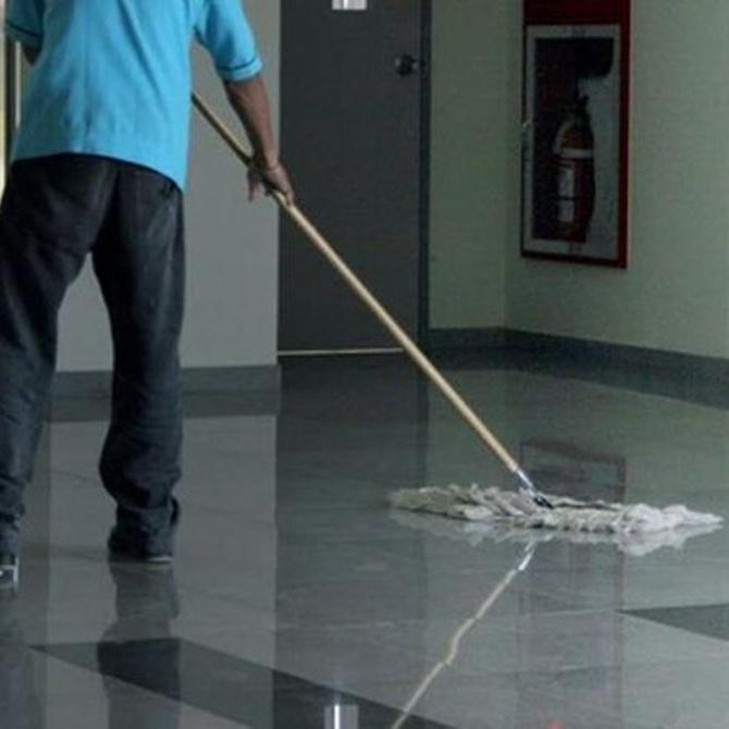 La forma correcta de limpiar el mármol