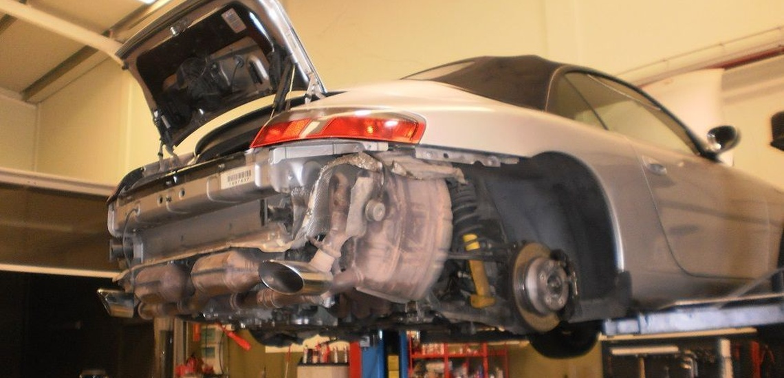 Talleres Porsche en Tarragona con profesionales cualificados