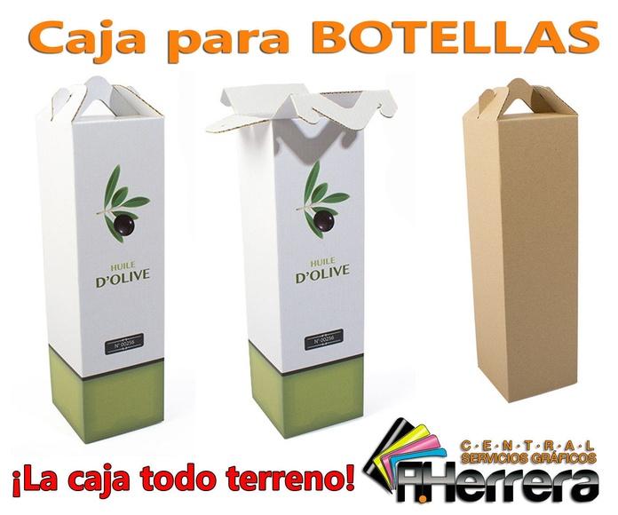 Embalaje para botellas