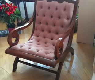 Butacas, sillones y sillas