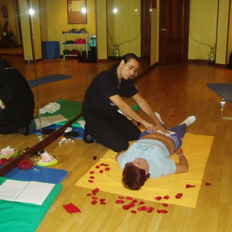 Tratamiento de Chakras Inferiores: SERVICIOS de Body Language