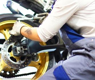 Neumáticos: Servicios de Bonobo´s Garage